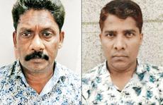 Hai du khách bị bắt vì giấu gần 3 kg vàng qua hậu môn