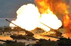 Tàu sân bay USS Carl Vinson gấp rút tập trận đánh chặn tên lửa