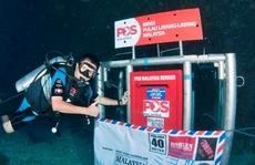 Những nơi du khách có thể gửi bưu thiếp dưới đáy biển