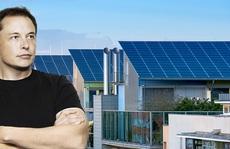 Cả thế giới đang 'phát sốt' với mái ngói mặt trời của Tesla