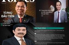Dồn dập tỉ phú USD mới: Bùng cháy giấc mơ người Việt giàu có
