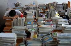"""Trung Quốc: Lập """"ngân hàng điểm"""" cho học sinh... vay điểm"""