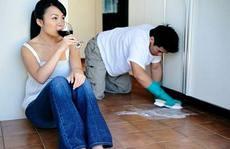 Bẽ mặt khi cưới phải vợ lười