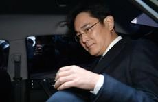 'Thái tử' tập đoàn Samsung bị bắt
