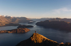Vẻ đẹp thiên đường của New Zealand