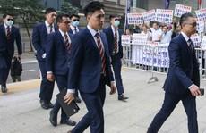 Con Tướng Trung Quốc đòi đánh thẩm phán Hồng Kông