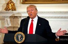 Ông Trump muốn thêm 54 tỉ USD cho quốc phòng