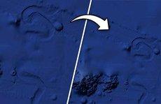 Nghi vấn vật thể lạ dưới đáy Thái Bình Dương
