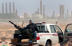 Nghi vấn Nga đưa lực lượng vào Libya qua ngả Ai Cập