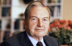 Tỉ phú 'thay tim 7 lần' David Rockefeller qua đời ở tuổi 101