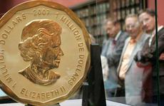 """Đồng tiền vàng 100 kg """"hô biến"""" khỏi bảo tàng"""