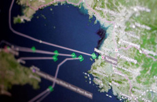 Trung Quốc 'hắt hủi' tàu chở than Triều Tiên