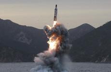 Triều Tiên dọa biến tàu ngầm Mỹ thành 'ma' biển sâu