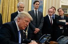 Ông Trump sẽ 'bứng sạch' 3 cố vấn cấp cao?