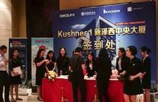 Nhà giàu Trung Quốc háo hức với 'thẻ xanh' của nhà con rể TT Trump