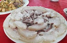 Thơm lừng, lạ miệng thịt lợn hương
