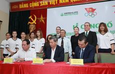 Herbalife tài trợ dinh dưỡng cho VĐV Việt Nam tham gia SEA Games 29 và ASEAN Para Games 2017