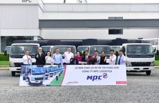 Fuso đánh dấu 6 tháng đầu năm thành công bằng hợp đồng xe tải khủng