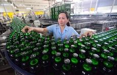 Bán bia thu 75 tỉ đồng/ngày