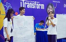 Hiện thực hóa tiềm năng bản thân qua trại hè YOLA Camp 2017 iTransform