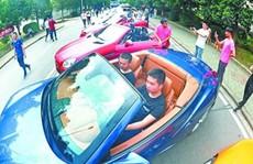 Trung Quốc: Mua hơn 20 siêu xe cho sinh viên học tháo ráp