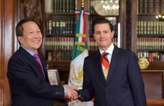 Mexico bất ngờ trục xuất đại sứ Triều Tiên