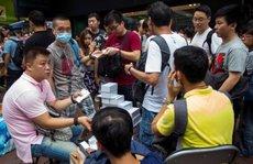 Thị trường chợ đen nhộn nhịp trước khi iPhone 8 ra mắt