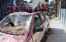 Mexico: Đụng độ do quân đội ngưng tìm nạn nhân động đất