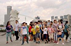 Du khách Trung Quốc được 'dạy' ứng xử tại Singapore