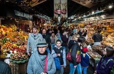 10 khu chợ thực phẩm tươi nổi tiếng của thế giới