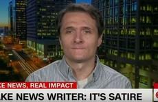 'Trùm tin giả' làm loạn bầu cử tổng thống Mỹ qua đời