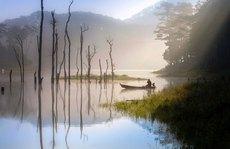 'Mục sở thị' hồ nước đẹp hàng đầu tại miền Nam Việt Nam