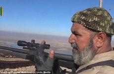 'Thợ săn IS' nổi tiếng của Iraq thiệt mạng