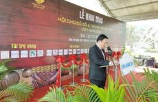 Vifa home 2017: Hội chợ đồ gỗ và trang trí nội thất Việt Nam