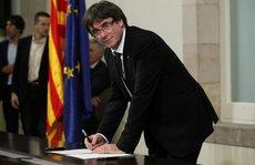 Catalonia 'chưa dám' ly khai?