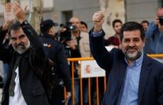Tây Ban Nha giam giữ các lãnh đạo phong trào độc lập Catalonia