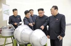 Triều Tiên 'không nói suông' về thử hạt nhân trong khí quyển
