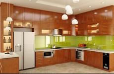 Chọn mua tủ bếp đẹp và thích hợp với phòng bếp