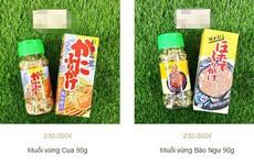 Nhà giàu Việt mua muối vừng Nhật 2,7 triệu đồng/kg