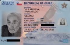 Gặp cụ ông '121 tuổi' tại Chile