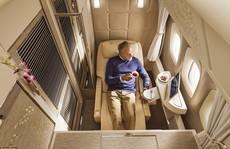 Khoang hạng nhất với không gian riêng cho hành khách