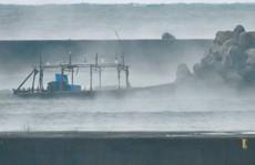 Đi săn mực ống, 8 người Triều Tiên 'lạc' tới Nhật Bản