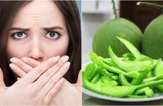 Bạn có tin vỏ bưởi trị hôi miệng vô cùng hiệu quả không?