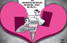 Chuyện 'chả, nem' và người vợ 64 tuổi quyết thôi chồng