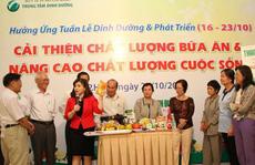 Cùng nỗ lực ngăn chặn tình trạng thiếu i-ốt tại Việt Nam