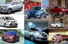 'Xế hộp' về giá dưới 300 triệu: Các hãng xe nhỏ bung hàng mùa Tết