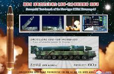 Mỹ tung máy bay Cobra Ball đón đầu tên lửa 'nguy hiểm nhất' của Triều Tiên