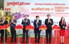 Vietjet khai trương đường bay TP HCM – Phuket