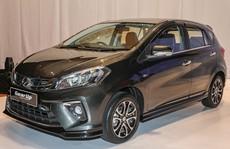 Ôtô siêu rẻ Perodua 'mượn' máy Toyota giá chỉ 234 triệu