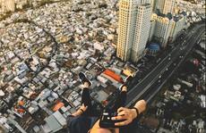 Đằng sau những bức ảnh chụp Sài Gòn trên cao